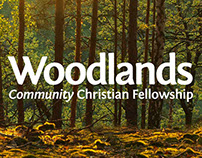 Church Logo Design for Woodlands