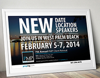 PMP 2014 Save The Date