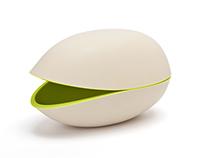 Pistachio / Nuts & seeds serving bowls set
