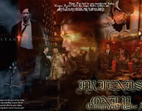 Constantine Friends Only Banner