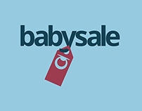 """Babysale"" - baby products application"