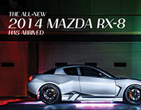 Mazda RX8 Marketing Concept