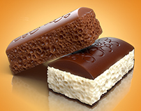 Rossia Aerated Chocolate