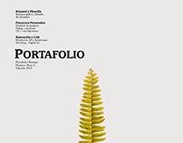 Portfolio Homero R. 2015