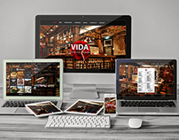 Website Vida Hilversum
