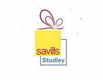 Savills Studley Animated Holiday Card