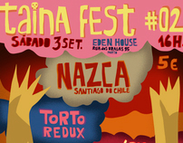 Lovers & Lollypops' Taina Fest #2