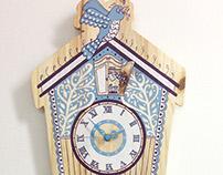 Blumfeld Cuckoo Clock