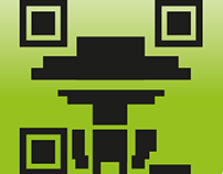 QRK - a fictional QR code reader app