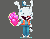 The Bunny Game Character
