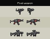 Pixel Weapon