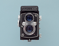 35mm Camera Series