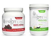 Fresh & Easy | Protein Powder