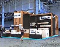 Exhibition Stand // Buzçelik