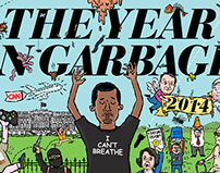 The Year in Garbage :: The Nib