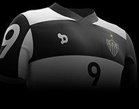 Dryworld - Clube Atlético Mineiro - Uniforme 2016