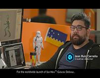 Star Wars: Galactic Defense Developer Diary - Part 2