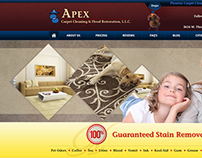 Apex Carpet Cleaning Social Project