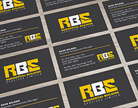 Residential Building Services - Business Card