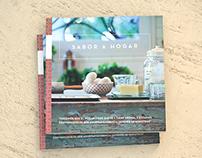 "Cook book ""Sabor a Hogar"""