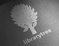 LibraryTree identity design