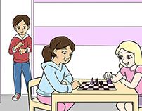 Book Illustration Commission