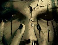 Building a Horror themed key art