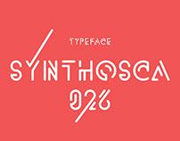 Synthosca 026 Typeface