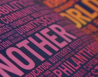 Annual Report & Poster Designs