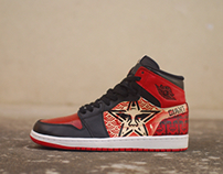 Air Jordan 1 - OBEY Bootleg