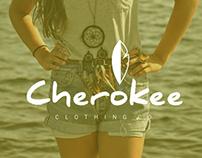 Branding Cherokee Clothing Co. | In progress