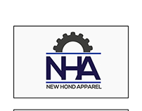 Logo Design For New Hond Apparel