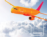 Pantone Brand Extension: Pantone Air