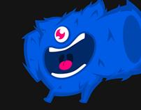 Montsr Character Design