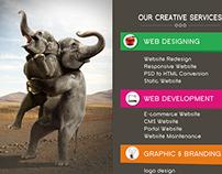 Designer Chennai Brochure