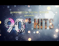 90's Hits @ Summarecon Digital Center (SDC) Serpong