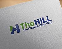 Hill | Letter H | Logo Template