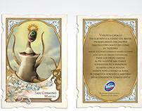 Domestos - promo card