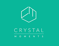 Branding for Crystal Moments