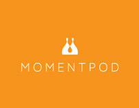 MomentPod Branding & Packaging