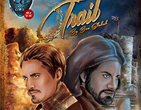 Trail #2 preview- comic book at cloud9comix.com