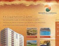 Web site - Reserva Carioca (Teaser)