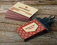 Da Mario Restaurant Branding