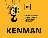 Branding for KENMAN