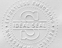 Ideal Seal - Embossing Seals.