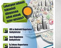 Talent search brochure
