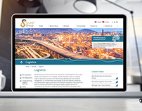 S2S IMI Group, Website Design