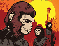 Starburst Magazine - Planet of the Apes