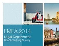 EMEA 2014 Legal Survey Laurence Simons