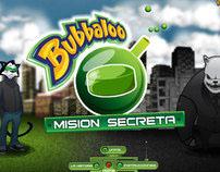 Bubbaloo Misión Secreta